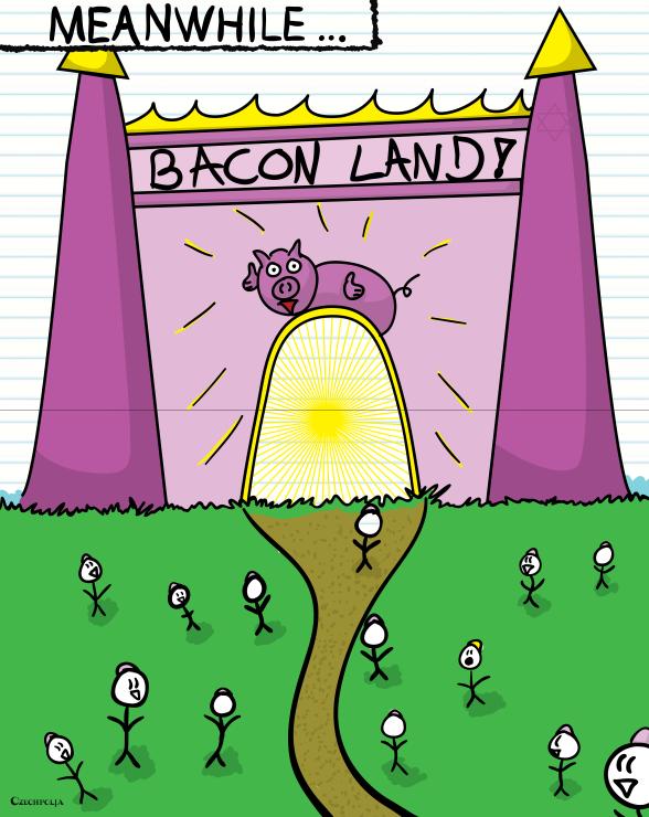 Bacon Land