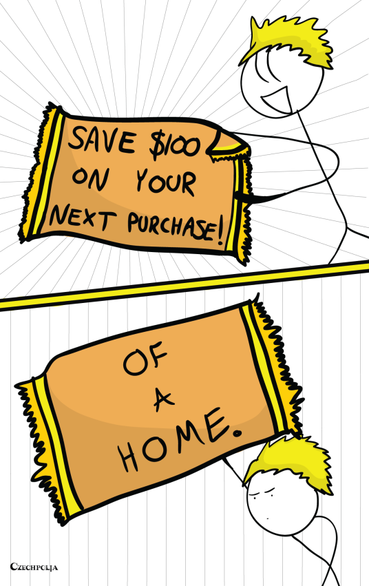 Saving Coupons